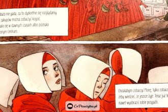 Opowieść Podręcznej powieść graficzna