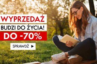 Wiosenna wyprzedaż w księgarni TaniaKsiazka.pl Wiosenna wyprzedaż w księgarni TaniaKsiazka
