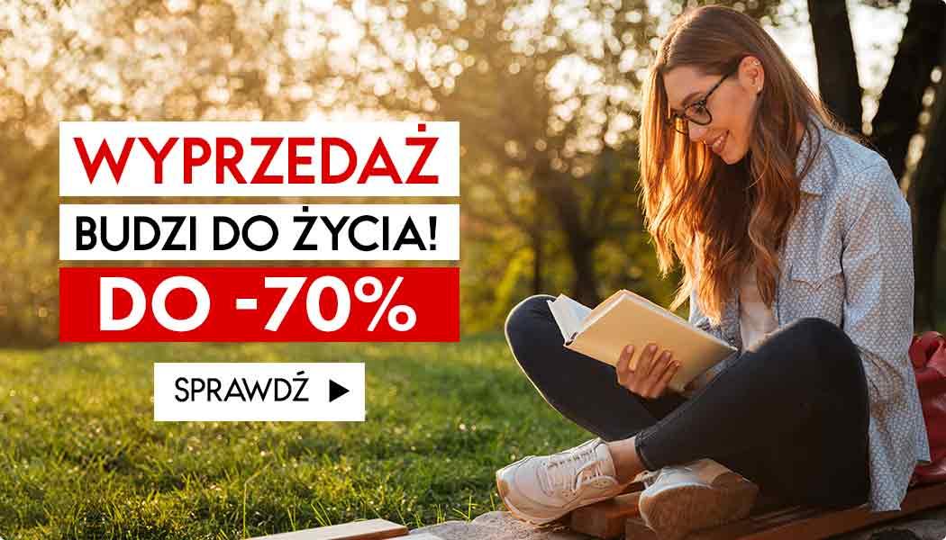 Wiosenna wyprzedaż w księgarni TaniaKsiazka.pl Sprawdź >>