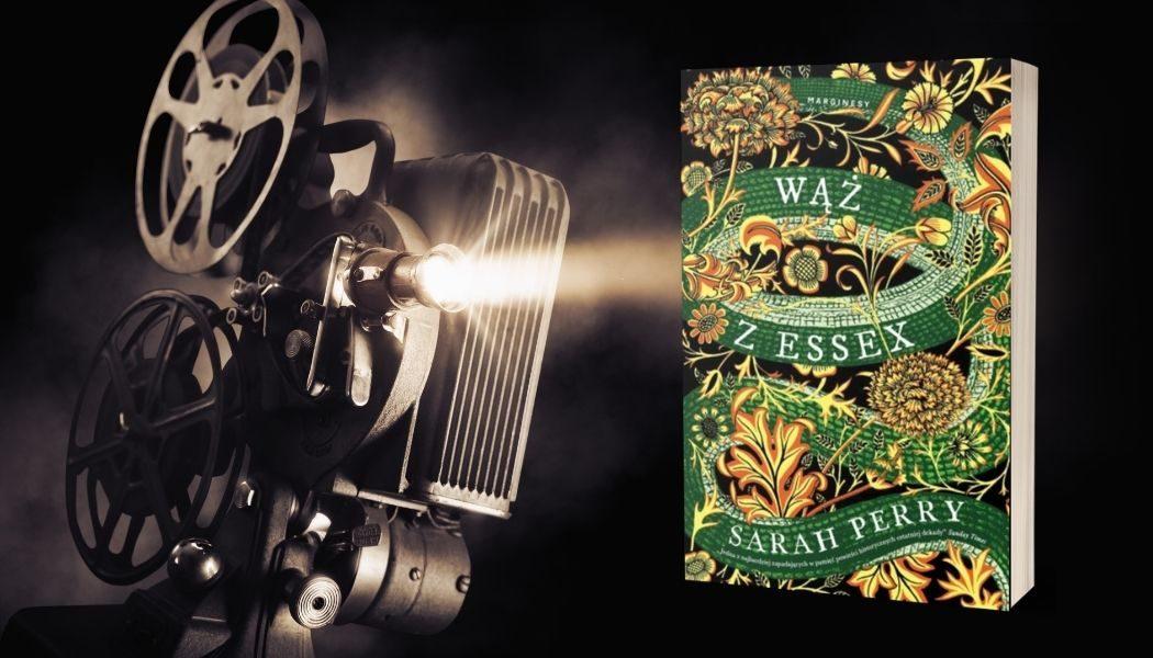 Serial na podstawie Węża z Essex książkę znajdziesz na TaniaKsiazka.pl >>