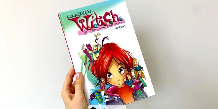 Przedpremierowa recenzja komiksu Czarodziejki WITCH