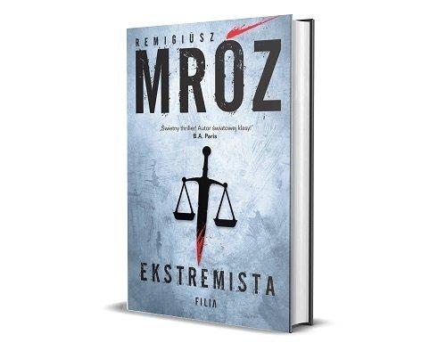 Ekstremista - nowa książka Mroza w TaniaKsiazka.pl