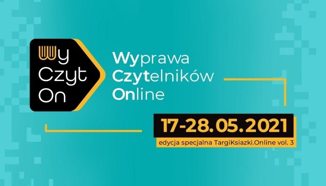 WyCzytOn - Wyprawa Czytelników Online - TargiKsiążki.Online edycja specjalna