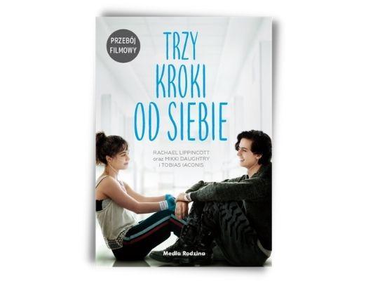 Trzy kroki od siebie Filmy na podstawie książek - romanse
