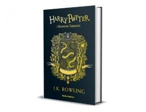 Joanne Kathleen Rowling Harry Potter i Komnata Tajemnic. Hufflepuff