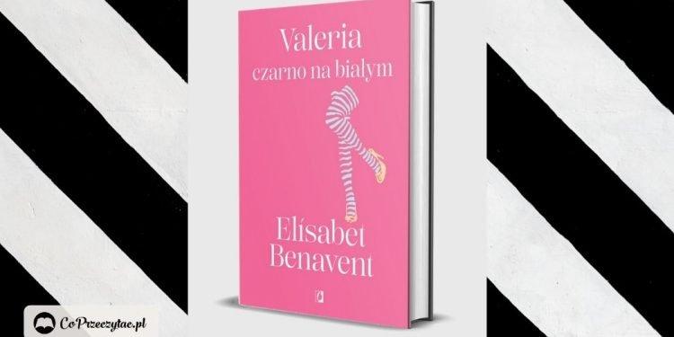 Valeria czarno na białym - zapowiedź