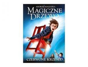 Andrzej Maleszka Magiczne drzewo. Czerwone krzesło Cała Polska czyta dzieciom Złota Dwudziestka - wyniki