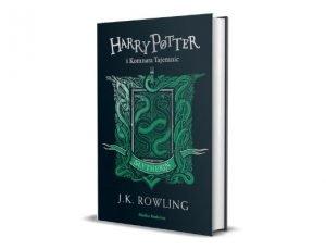 Joanne Kathleen Rowling Harry Potter i Komnata Tajemnic. Slytherin