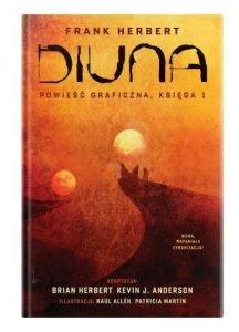 Czerwcowe zapowiedzi komiksowe 2021: Diuna. Znajdziesz ją na TaniaKsiazka.pl