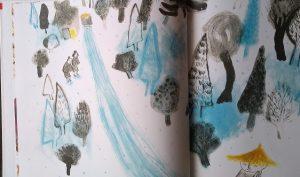 Drzewa z książki Mukashi, Mukashi
