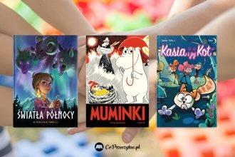 Komiksy dla dzieci maj 2021