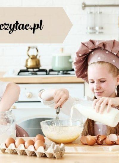 Książki kucharskie dla dzieci Książki kucharskie dla dzieci