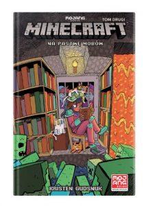 Czerwcowe premiery - komiks dziecięcy: Minecraft. Na pastwę mobów. Tom 2 dostępny na TaniaKsiazka.pl