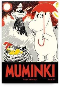Komiksy dla dzieci maj 2021 - Muminki tom II znajdziesz na TaniaKsiazka.pl