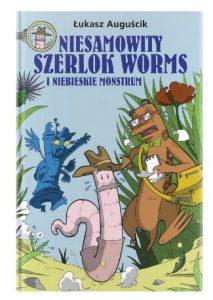 Niesamowity Szerlok Worms czeka na Ciebie na TaniaKsiazka.pl