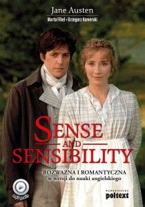Rozważna i romantyczna - wydanie do nauki języka angielskiego