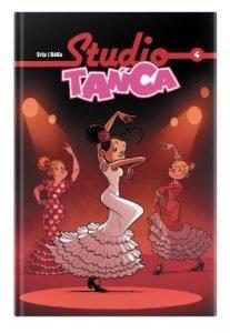 Czerwcowe premiery - komiks dziecięcy: Studio tańca