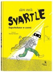 Svartle. Superbohater w czerni Sprawdź na TaniaKsiazka.pl >>