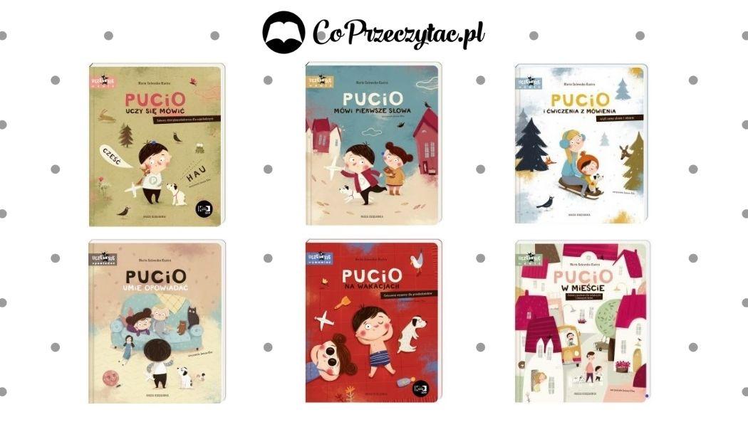 Pucio - zestawienie książek Sprawdź na TaniaKsiazka.pl >>