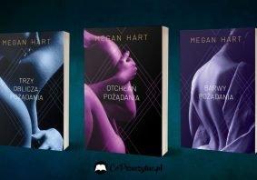 Książki Megan Hart w nowej odsłonie tylko na TaniaKsiazka.pl! książki megan hart w nowej odsłonie