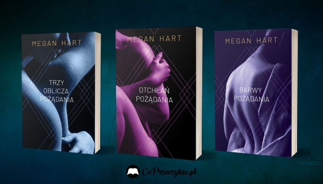 Książki Megan Hart tylko na TaniaKsiazka.pl >>
