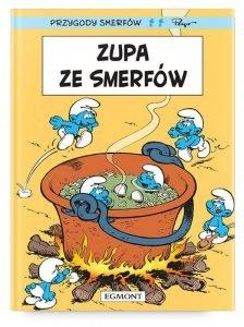 Komiks Zupa ze Smerfów znajdziesz na TaniaKsiazka.pl