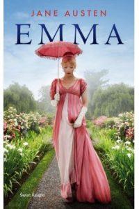Emma Jane Austen - okładka filmowa