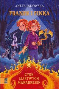 Książka na Dzień Dziecka dla 12-latka: Franek i Finka
