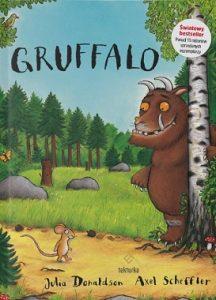 Książki na Dzień Dziecka dla przedszkolaków: Gruffalo, Axel Scheffler Julia Donaldson