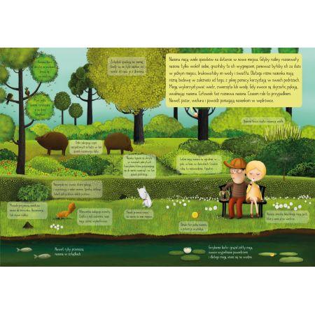 Książki dla dzieci i przyrodzie