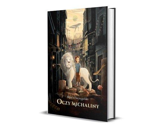 Oczy Michaliny - książka dla dwunastolatka i starszych dzieci