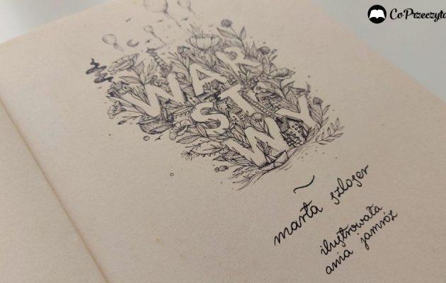 Warstwy Marty Szloser - recenzja książki dla dzieci