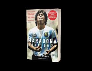Maradona. Ręka Boga Sprawdź na TaniaKsiazka.pl >>