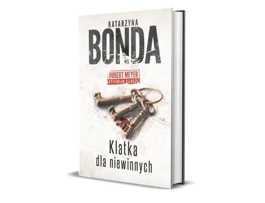 Katarzyna Bonda Klatka dla niewinnych
