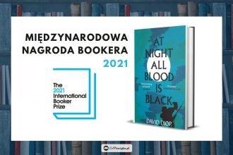 David Diop laureatem Międzynarodowego Bookera 2021