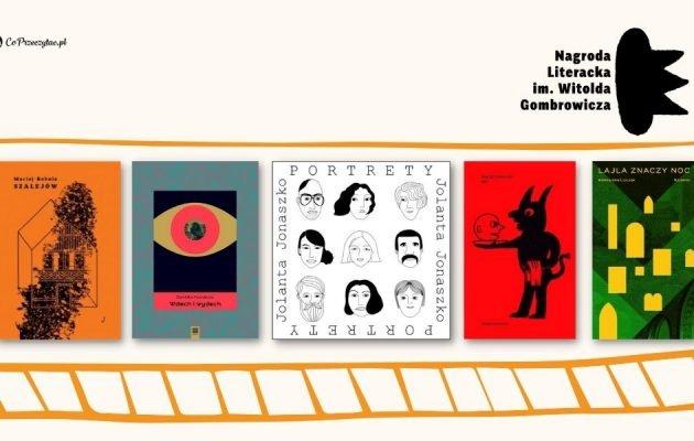 5 najlepszych debiutów - nominacje do Nagrody Gombrowicza 2021