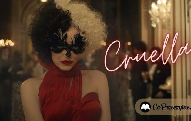 Cruella w wersji aktorskiej numerem jeden polskiego box office'u Cruella