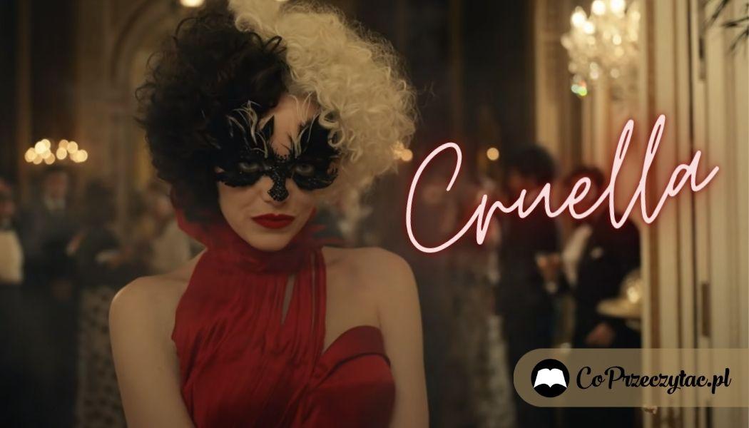 Cruella, a 101 dalmatyńczyków szukaj na TaniaKsiazka.pl >>