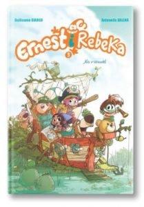 Zapowiedzi komiksowe dla dzieci: Ernest i Rebeka szukaj na TaniaKsiazka.pl