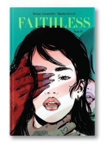 Lipcowe zapowiedzi komiksowe 2021: Faithless 2 znajdziesz na TaniaKsiazka.pl