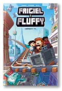 Komiks Frigiel i Fluffy znajdziesz na TaniaKsiazka.pl
