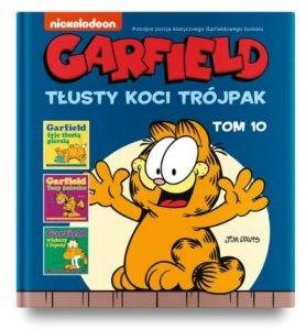 Garfield Tom 10 znajdziesz na TaniaKsiazka.pl