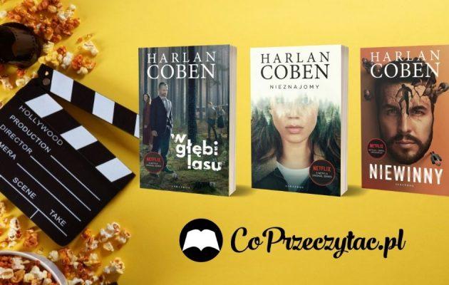 Harlan Coben ekranizacje - seriale Harlan Coben ekranizacje