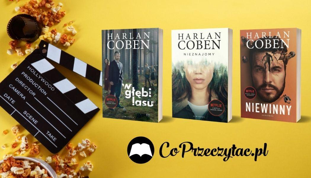 Harlan Coben ekranizacje Książek szukaj na TaniaKsiazka.pl >>