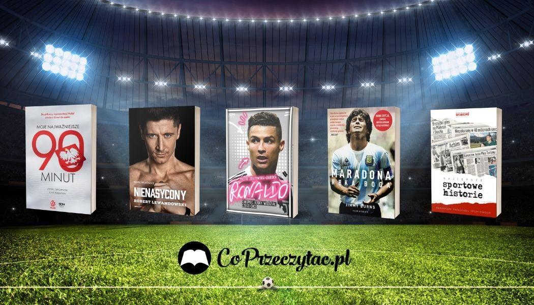 Książki o piłce nożnej Sprawdź na TaniaKsiazka.pl >>