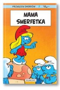 Zapowiedzi komiksowe dla dzieci: Mama Smerfetka