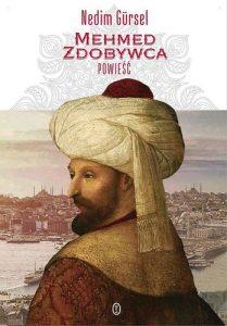 Mehmed Zdobywca okładka książki