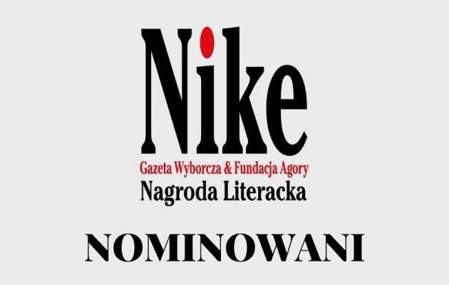 Nagroda Literacka Nike 2021 - nominowani Nagroda Literacka Nike 2021
