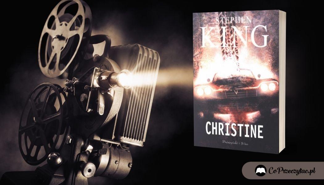Nowa adaptacja Christine Stephena Kinga Książki szukaj na TaniaKsiazka.pl >>