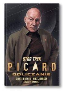 Star Trek. Picard Odliczanie szukaj na TaniaKsiazka.pl